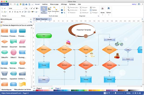 Logiciel de diagramme de flux pour mac diagramme de flux sur os x ccuart Gallery