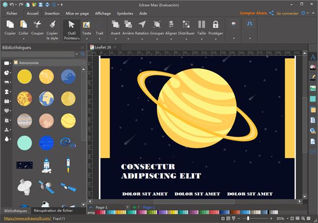 logiciel de cr u00e9ation de flyer pour mac windows et linux