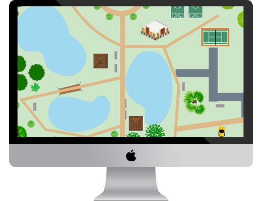 Logiciel de plan de jardin travaillant sur Mac, Windows et ...