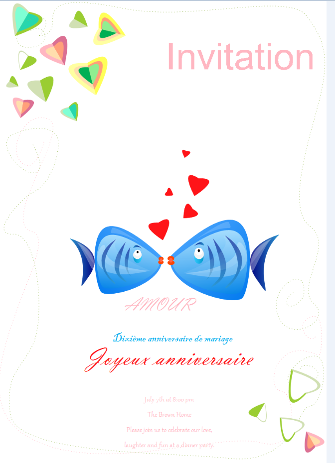 Wedding Invitation Png as awesome invitations example