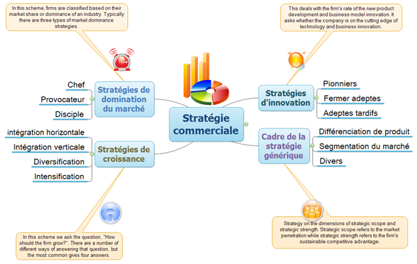 Stratégies de marketing