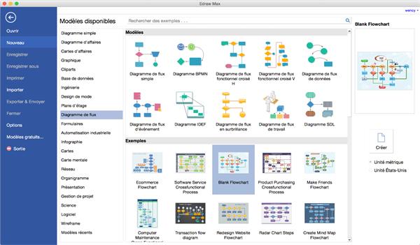 Tlchargement gratuit dedraw max pour mac edraw max est un logiciel informatique tout en un qui peut simplifier la cration de plus de 200 types de diagramme tels que des prsentations daffaires ccuart Gallery