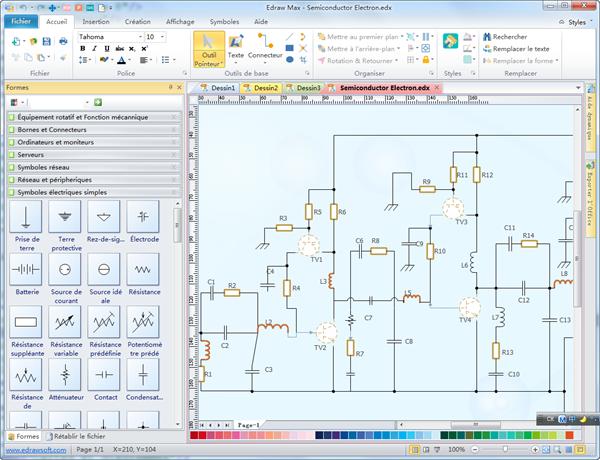 Logiciel de diagramme de circuits