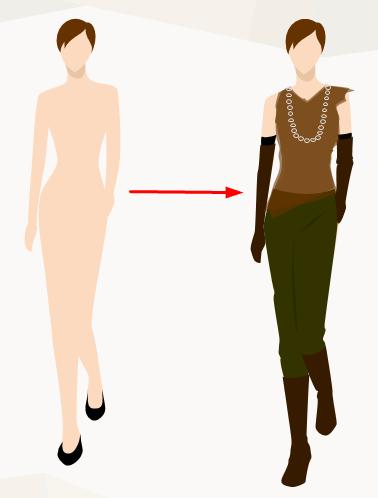 Design votre style de mode