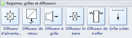 Reflected Ceiling Plan Symbols Registers Grills Diffusers