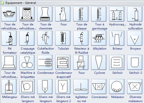 Symboles de schéma P&ID 2