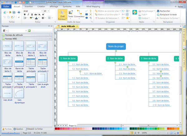 Work Breakdown Structure Software