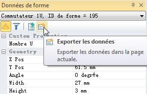 Exporter les  données