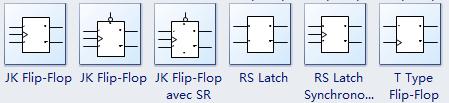 Symboles de circuit numérique