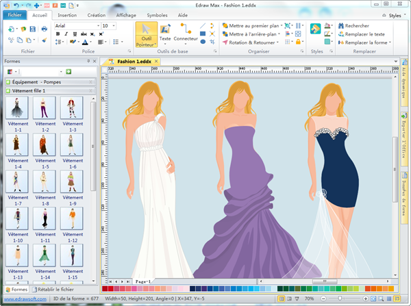 Fashion Design Creator