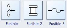 Symboles de fusible