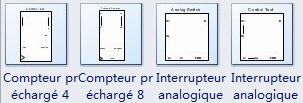 Symbols de circuit intégré