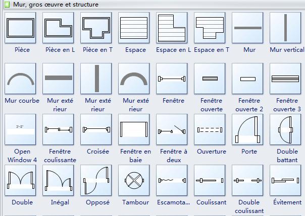Floor Plan Symbols 4