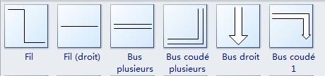 Symboles de fil