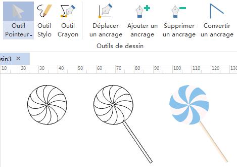 Créer des icônes d'infographie d'anniversaire