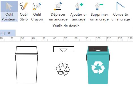 Créer de nouveaux d'infographie de l'environnement