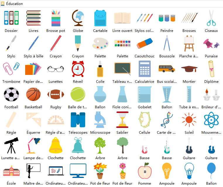 éléments d'infographie pédagogique
