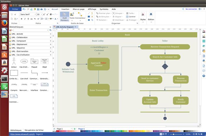 logiciel uml diagramme gratuit