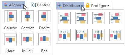 Mettre en format les formes de diagramme de réseau