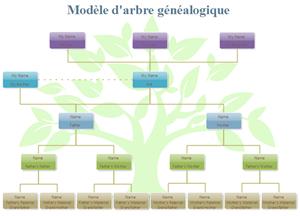 Modeles D Arbre Genealogique Gratuits Comment Utiliser Les