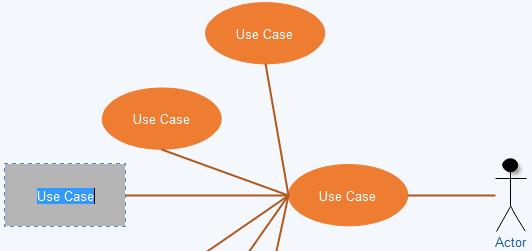 Ajouter des contenus de diagramme UML