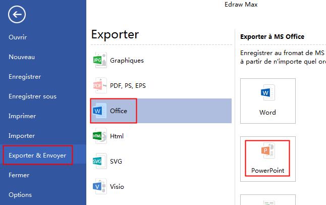 Convertir les fichiers Visio au format PDF