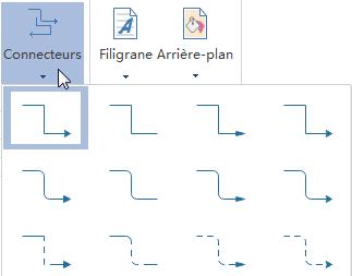 Définir un style de connecteur par défaut