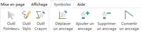 Dessiner des symboles personnalisés