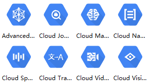 gcp internet of things icons