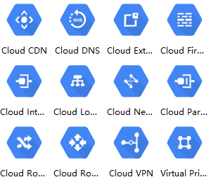 gcp networking icons