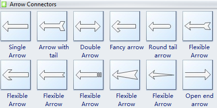 Arrow Connectors