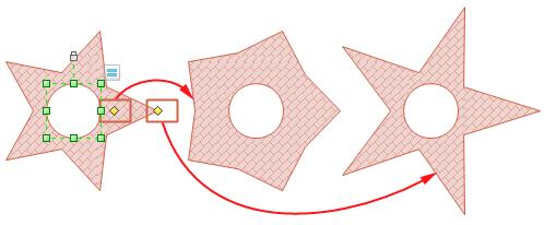 Variation of Dynamic Polygon