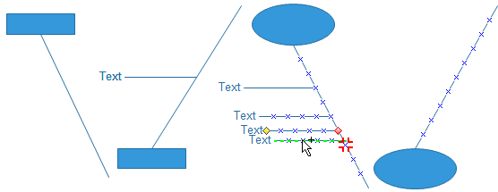 Customizing your fishbone diagram connect symbol with shape ccuart Choice Image