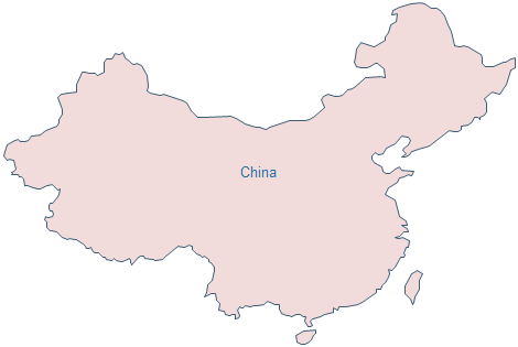 Maps about China on