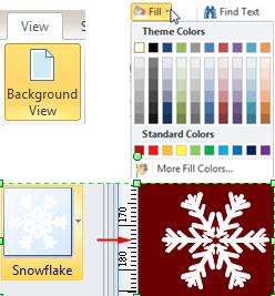Edit Background Color