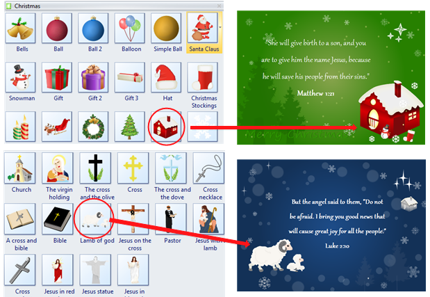 Christmas Clip Arts