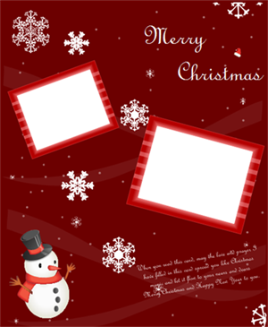 Christmas Photo Design
