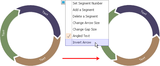 Invert Arrow