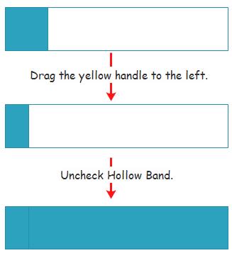 Band-Variationen