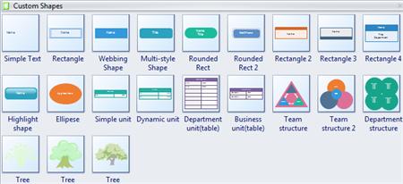Family Tree Shapes 2