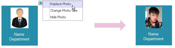 Reemplazar Foto del Árbol Genealógico