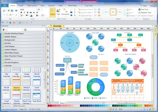 Information Visualizer