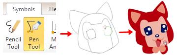 Draw Symbol