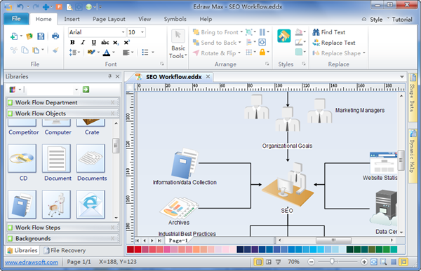 Create SOE Workflow Diagram