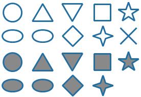 Floating Button of Six sigma Matrix
