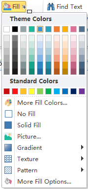 Change Fill Color