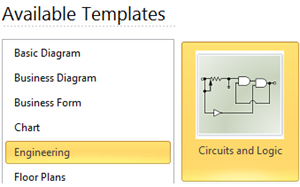 Circuits Diagram Template
