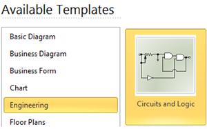 Circuits Diagram Template