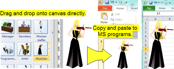 Use Profession Clip Art