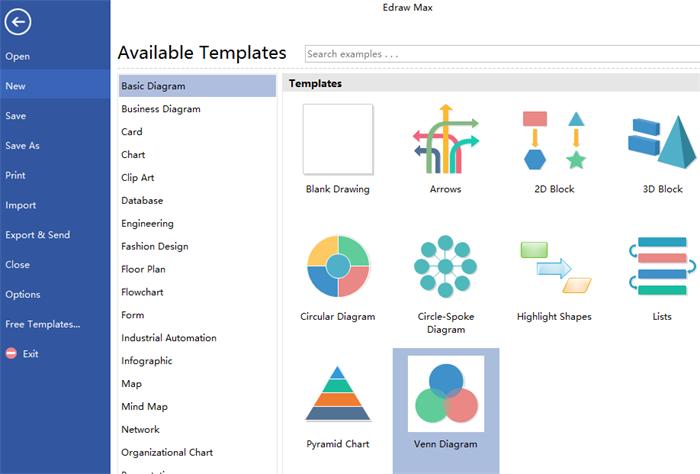 Venn Diagram Excel Example Diy Enthusiasts Wiring Diagrams